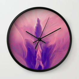 Those Lips Wall Clock