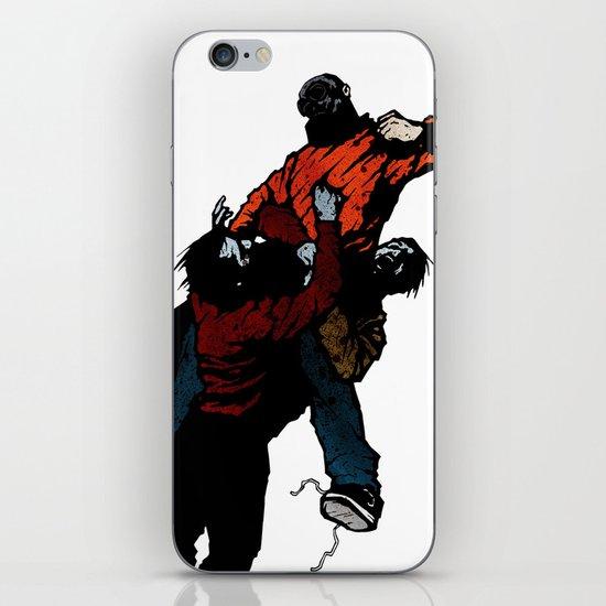 Hold On V2 iPhone & iPod Skin