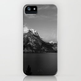 Jenny Lake and the Tetons iPhone Case