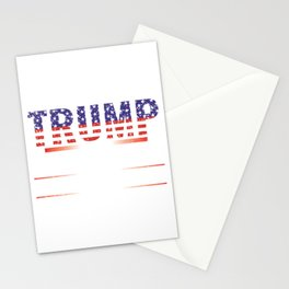 TRUMP 2020 THE SEQUEL MAKE THE LIBERALS CRY AGAIN Stationery Cards