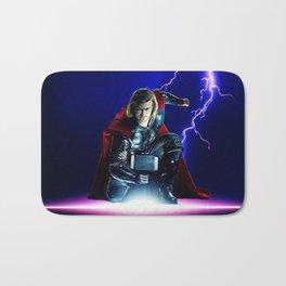 Thor God Of Thunder Bath Mat