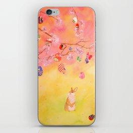 Easter 2012 iPhone Skin