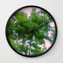 Singapore Botanical Garden 4 Wall Clock