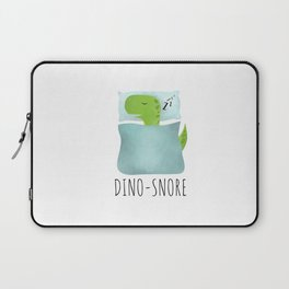 Dino-Snore Laptop Sleeve