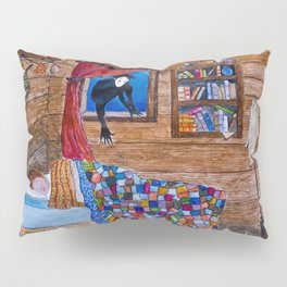 The Coming of the Bwbach Pillow Sham