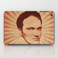quentin tarantino iPad Cases featuring Tarantino by Durro