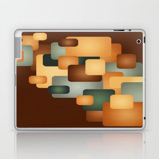 A Retro Feeling.  Laptop & iPad Skin