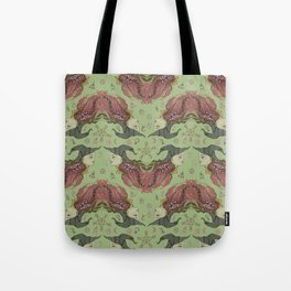 Witchy-Wistera Tote Bag