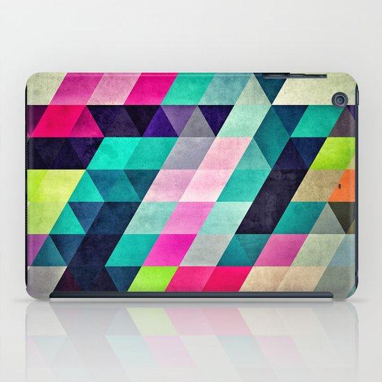Cyrvynne xyx iPad Case