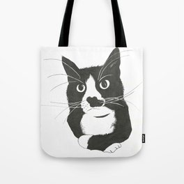 Keith the Cat Tote Bag