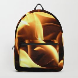 Licking Flames Backpack