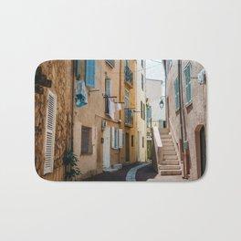 Provence France Street Bath Mat