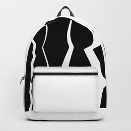 at the front door Backpack