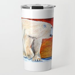 Summer of the Polar Bear Travel Mug