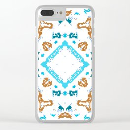 """CA Fantasy """"For Child"""" series #4 Clear iPhone Case"""