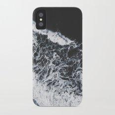 sea lace Slim Case iPhone X