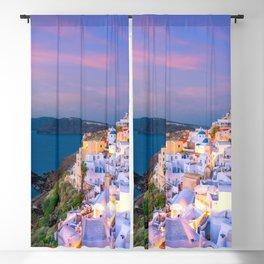 Santorini 05 Blackout Curtain