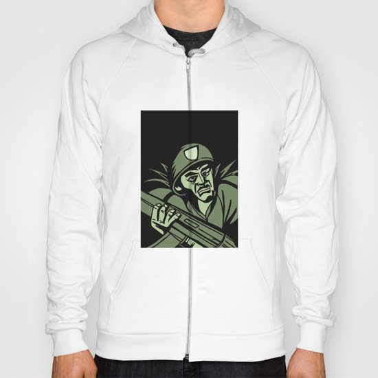 This is my Weapon Hoody