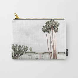 That Pink Door House Palm Springs,California Carry-All Pouch