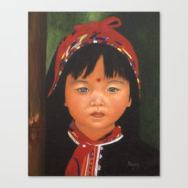 Children of the World 1 Canvas Print