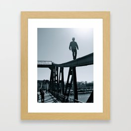 Main River Daredevil  Framed Art Print