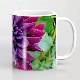 Dark Dahlia Coffee Mug