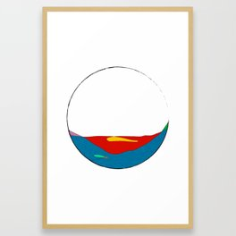 Containers: Japan Framed Art Print