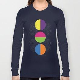 Reverse Long Sleeve T-shirt