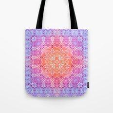 Sunrise Pattern Tote Bag