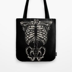 Skeleton #1 Tote Bag