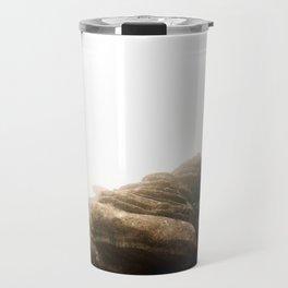 Rounded Rock Travel Mug
