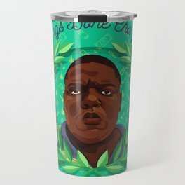 NOTORIOUS Travel Mug
