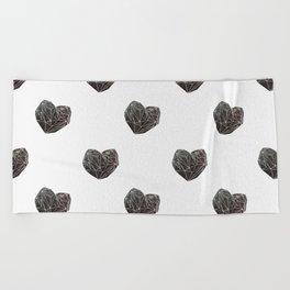 Heart Graphic 4 Beach Towel