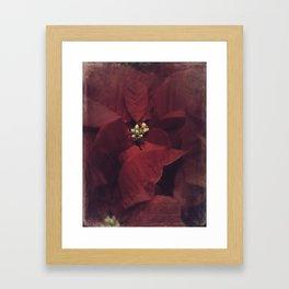 I'll Be Home For Christmas Framed Art Print