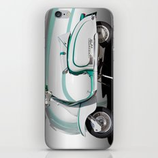 Lambretta scooter iPhone & iPod Skin