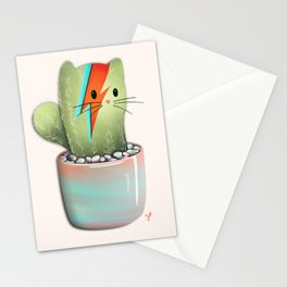 Ziggy Catctus Stationery Cards