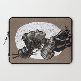Victorian Profile_2 Laptop Sleeve