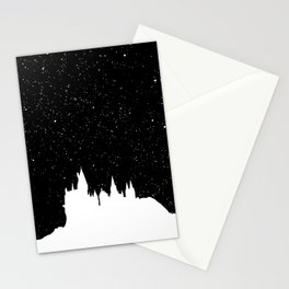 Hogwarts Space Stationery Cards