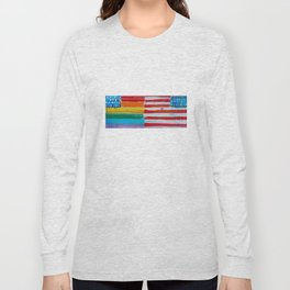 Flags for the Future 10 Long Sleeve T-shirt