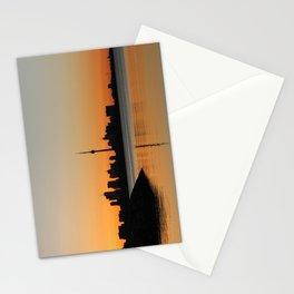 Toronto Sunrise Stationery Cards