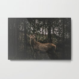 The Forest Prince Metal Print
