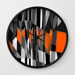oppositions. 3a Wall Clock
