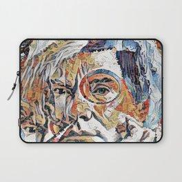 Andy Pop Art Laptop Sleeve