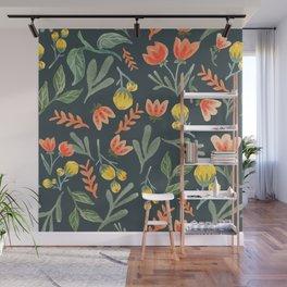 Florets Wall Mural