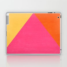 mod triangles - summer  Laptop & iPad Skin