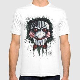 The Horror of Jigsaw T-shirt