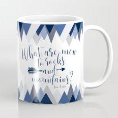 Pride & Prejudice - Mountains Mug