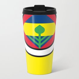Fenerbahçe Metal Travel Mug