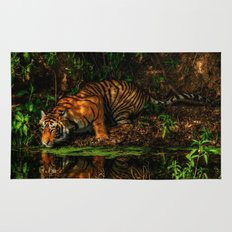 The Royal Bengal Tiger ( Rug
