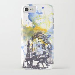 R2D2 from Star Wars iPhone Case